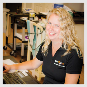 Beverly: Physiotherapist, Cobourg