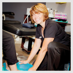 Debbie: Chiropody Assistant, Cobourg