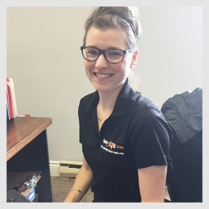 Meghan: Administrative Assistant, Cobourg