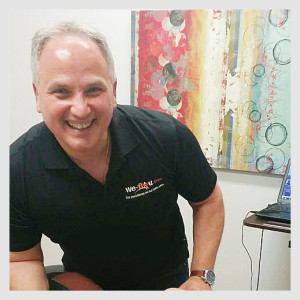 Roger: Chiropractor, Oshawa/Port Hope