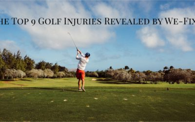 The Top 9 Golf Injuries Revealed