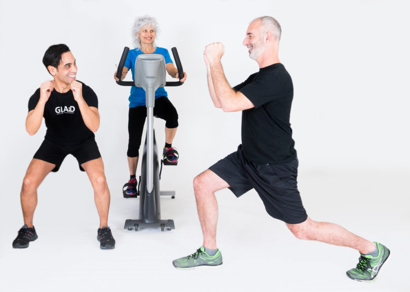 glad canada exercise program for arthritis