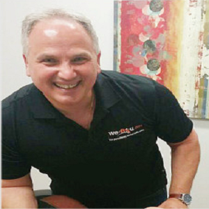 Dr. Roger Karam, Chiropractor