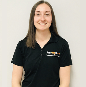 Rebecca, Physiotherapy Assistant