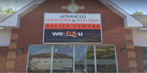 wefixu bowmanville exterior with windows and sign