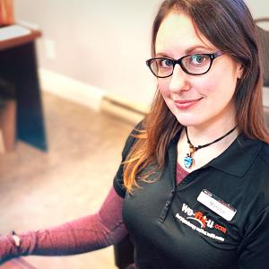 Marsha, Administrative Assistant