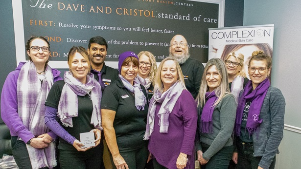 cornerstone wrapped in courage 2019