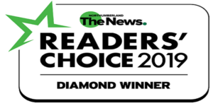 northumberland readers choice 2019 winner badge resized