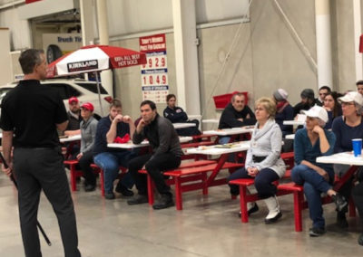 Safe Lifting Presentation to Costco Workers